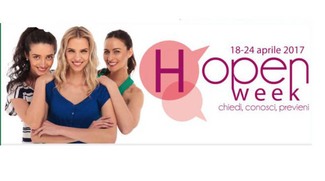 donne open week