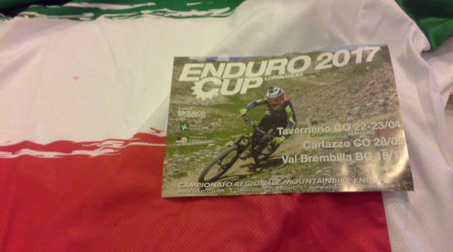 enduro cup lombardia mountain bike enduro manuel compagnoni
