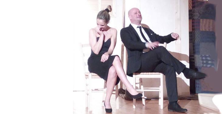 Il Divorzio Laura Negretti teatro all'italiana