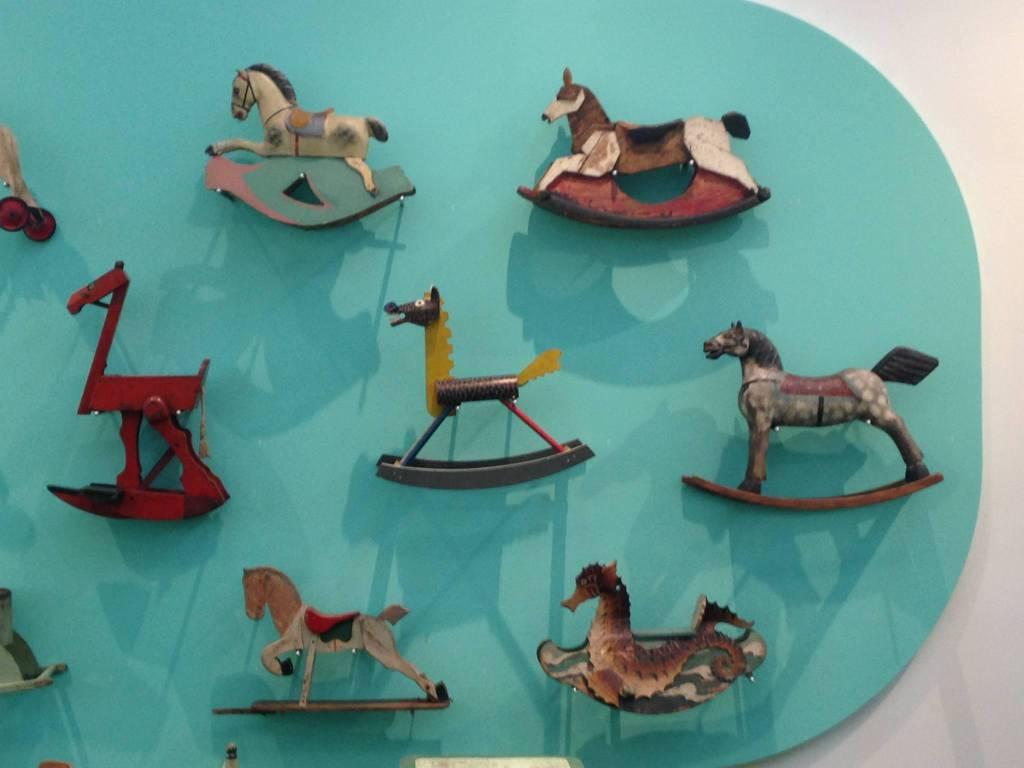 Museo Del Cavallo Giocattolo Di Grandate.Il Museo Del Cavallo Giocattolo Ospite Del Triennale Design