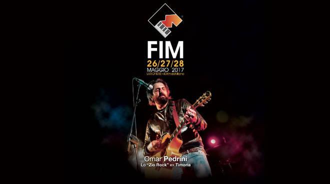 Omar Pedrini FIM