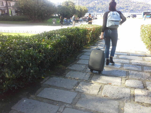 Pasqua 2017, invasione di turisti a Como