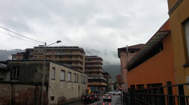 pioggia strade della provincia, allagamenti maltempo