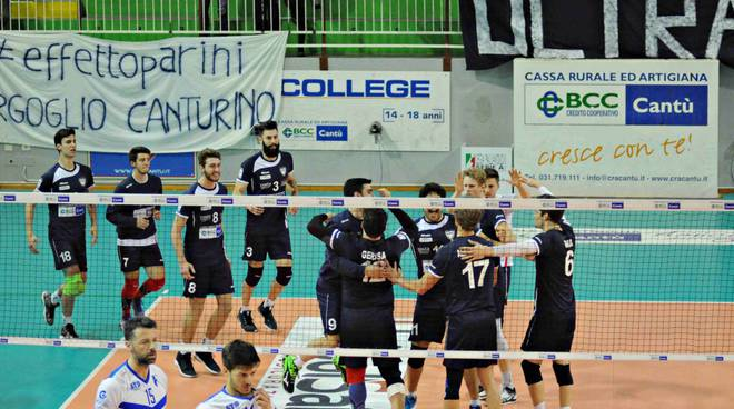 pool libertas brescia gara 4 playout volley maschile