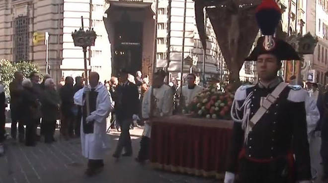 processione venerdì santo generica