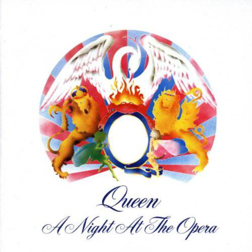 Queen at the opera lugano