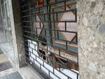 spaccata notturna al ristorante cinese di Como