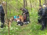 spaccio di droga boschi bassa comasca lomazzo e turate