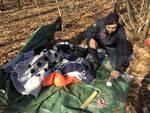 spaccio di droga boschi della bassa comasca carabinieri