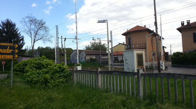 stazione caslino alo piano incidente ferroviario