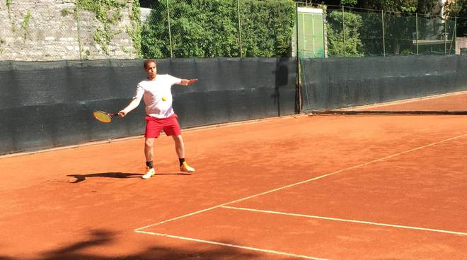 tennis como - melzo serie c villa olmo