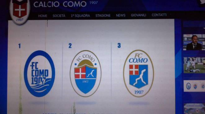tre loghi calcio como voto online