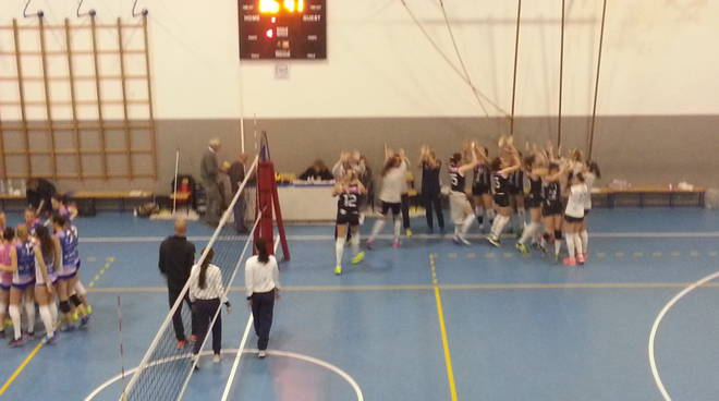 albesevolley ultima gara della stagione b1 femminile