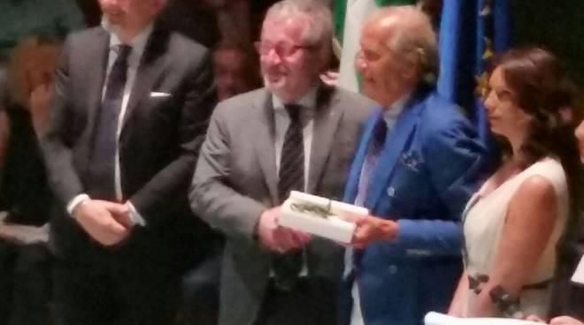 canottieri lario premio rosa camuna ed andrea panizza bronzo europei