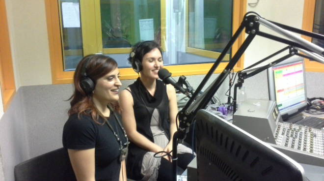 festa ciacomo radio giovani in studiop