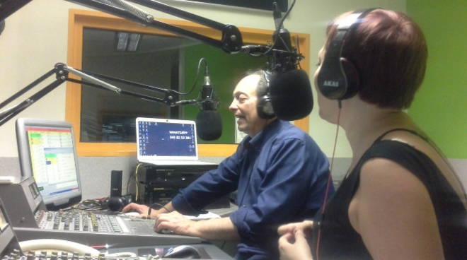 festa ciaocomo in diretta radio