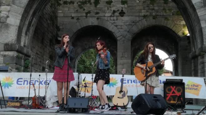 I protagonisti della festa in musica a Porta Torre