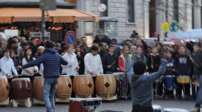 intrecci di popoli 100 tamburi