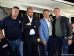 La festa dei tifosi del Como per la Coppa Borgonovo