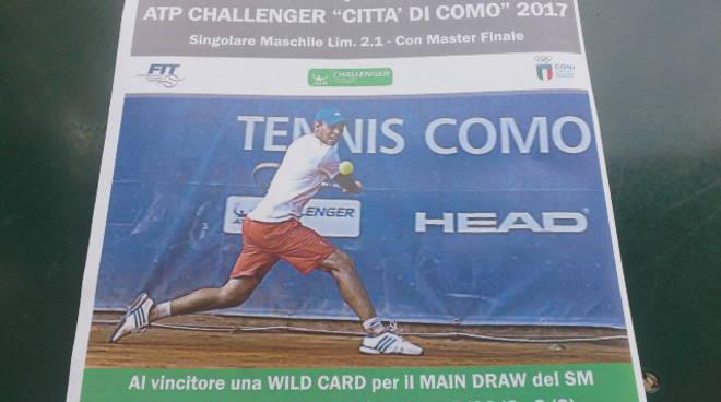 qualificazioni per challenger di como tennis