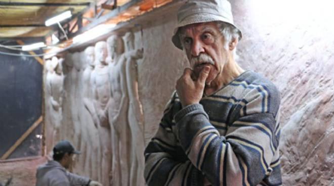 Raffaele Beretta scultura