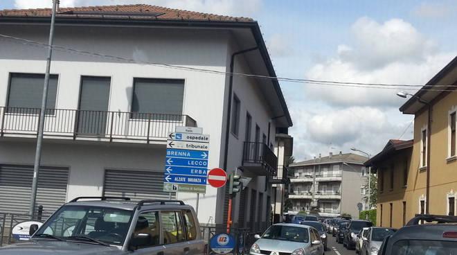 vighizzolo di cantu' viale italia incidente mortale bimba morta