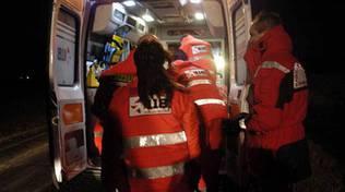 ambulanza bellagio soccorso ubriachi notte