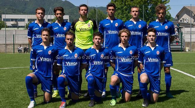 calcio como under 17 finale nazionale