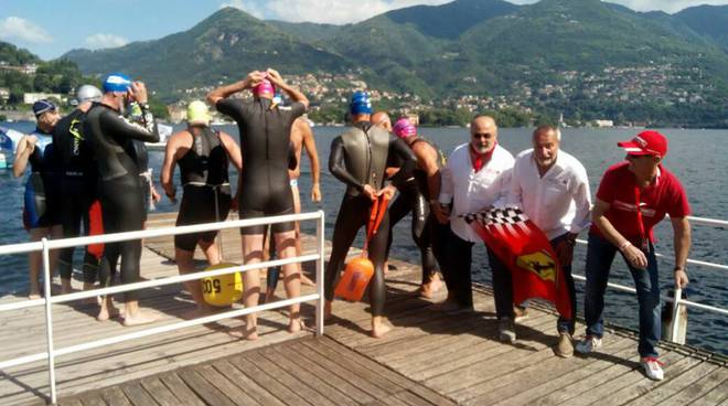 Comonuoto e Cernobbio, esplode la grande festa dello sport