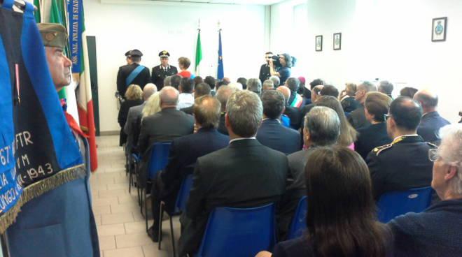 festa carabinieri di como caserma,