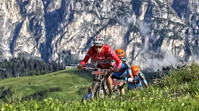 Hero Dolomites, scenario mozzafiato, ma gara durissima
