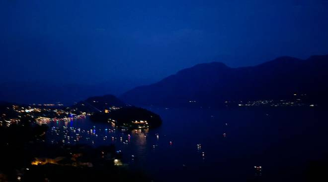 isola comacina sagra san giovanni 2017