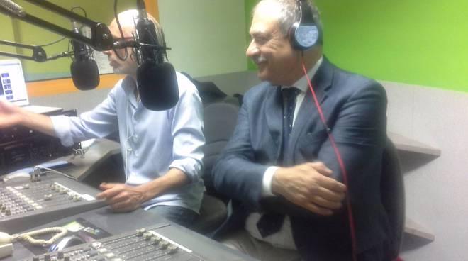 landriscina in diretta radio questa mattina studio vivo ciaocomo