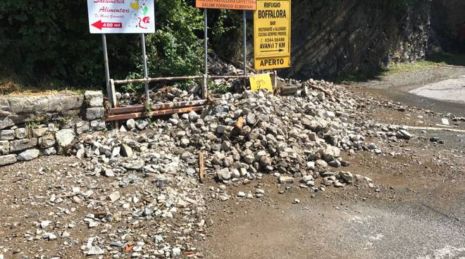 Maltempo e danni, ecco i disagi in Valle d'Intelvi