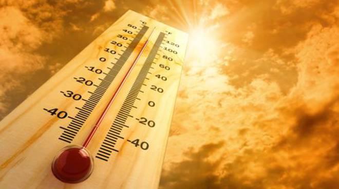 termometro per caldo estivo ed afa