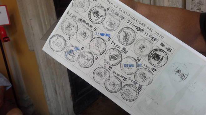 uffico elettorale como rilascio certificati per voto