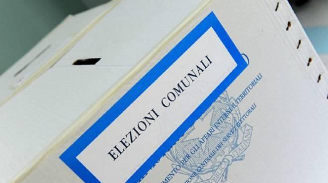 votazioni a como, schede per comunali