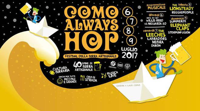 Always Hop 2017
