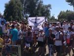festival dei giovani di canottaggio lario in trionfo