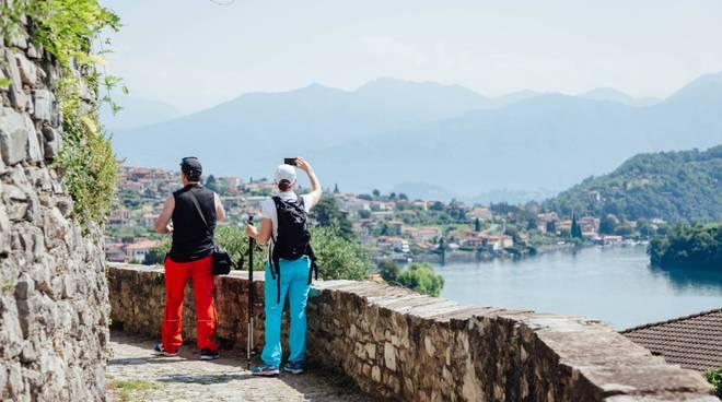 Greenway Lago di Como © Foto di Daniele Marucci