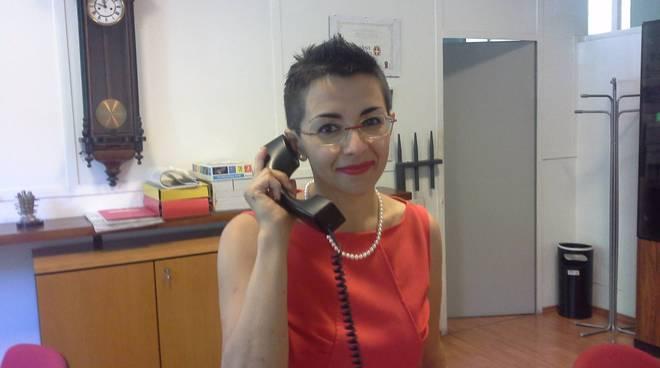 Il nuovo assessore al turismo ed al verde di Como Simona Rossotti