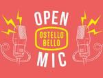 open mic ostello bello
