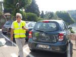 Osservatori del traffico sulla Regina nei punti critici