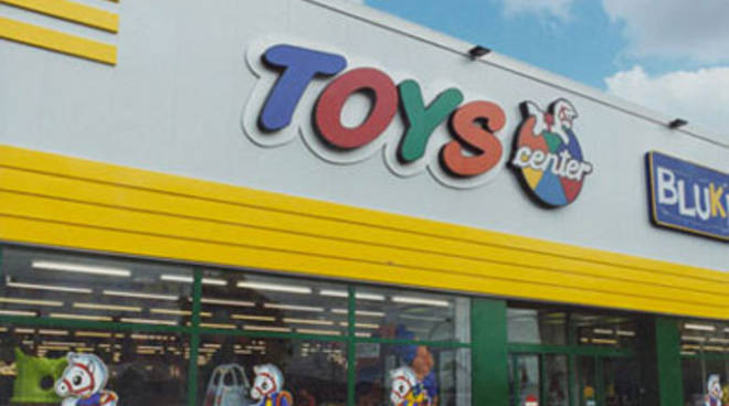 toy center insegna