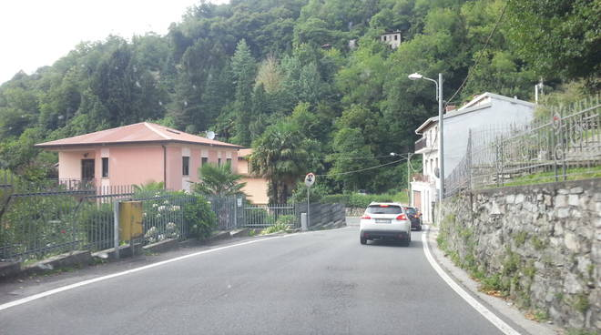 via rienza riaperta a senso unico alternato