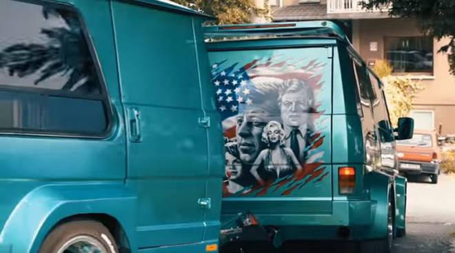 American Van Meeting Civenna