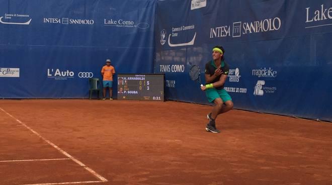 andrea arnaboldi tennis villa olmo challenger 2017