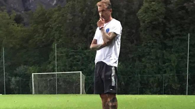 andrea castellini allenatore menaggio
