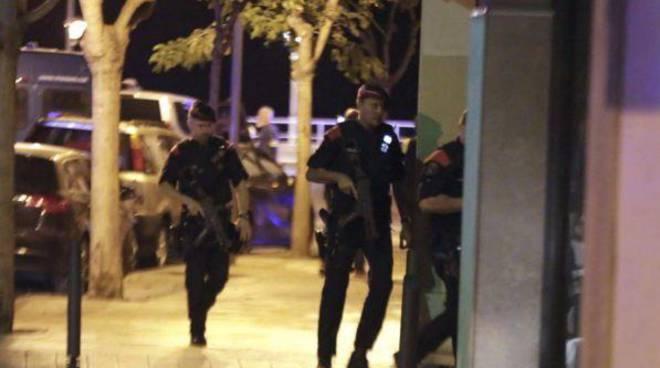 attentato cambrils spagna terrorismo