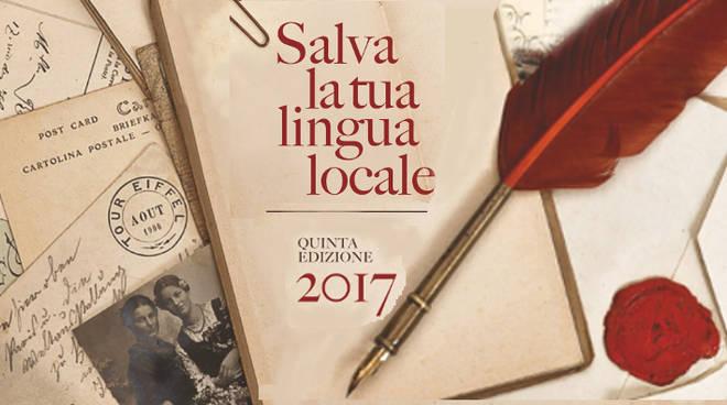 dialetto premio salva la tua lingua